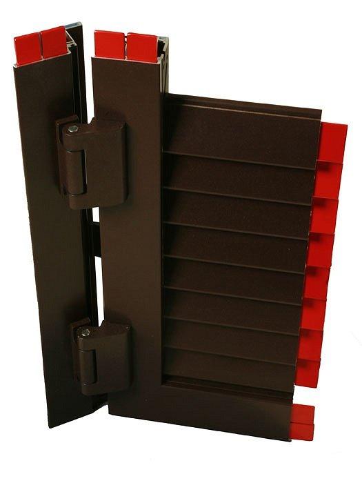 volet blind anti effraction de s curit ginko. Black Bedroom Furniture Sets. Home Design Ideas